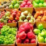 ¿Cuales son las propiedades de las frutas?
