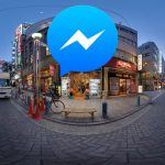 Facebook Messenger ya te deja enviar imágenes en 360 grados