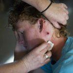 Joven que sobrevivió a tiroteo, da gracias a Dios – Veracidad News