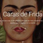¡Mira las obras de Frida Kahlo a través de app de Google!