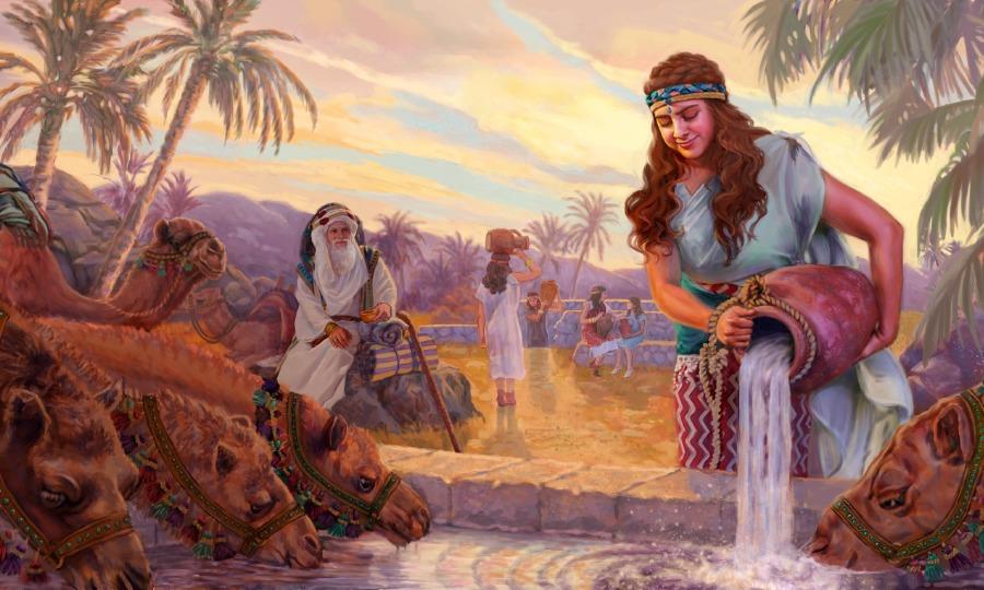 191 Qui 233 N Fue Rebeca En La Biblia Veracidad Channel