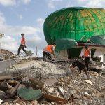 Sismo en Indonesia deja más de 130 muertos