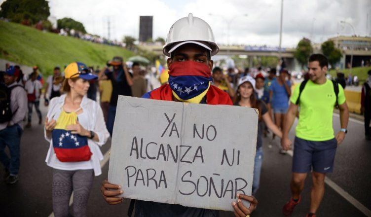 Resultado de imagen para crisis humanitaria en venezuela