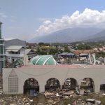 Drone capta impactantes imágenes tras tsunami y sismo en Indonesia