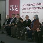¿Qué es el Programa de la Zona Libre de la Frontera?
