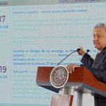 Quiere López Obrador se quite el fuero también a gobernadores