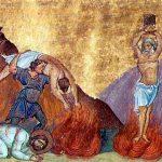 Martirio de Agatónica.