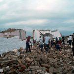 Tornado destruye templo mientras niños cantaban a Jesús y todos sobreviven