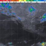 Prevén tormentas en el Golfo de México y el sureste del país
