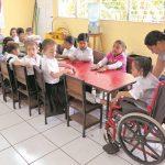 Presupuesto deja fuera a alumnos con discapacidad