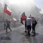 7 templos evangélicos han sido incendiados durante las protestas en Chile.