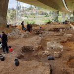 Arqueólogos encuentran lugar de culto de la época del Templo de Salomón.