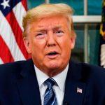 Trump: estoy enojado con China