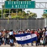 Política migratoria en México.